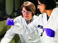 Serving the chemical, life science, and laboratory worlds