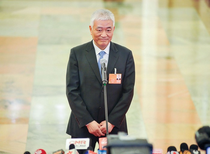 China Reshuffles Science Governance