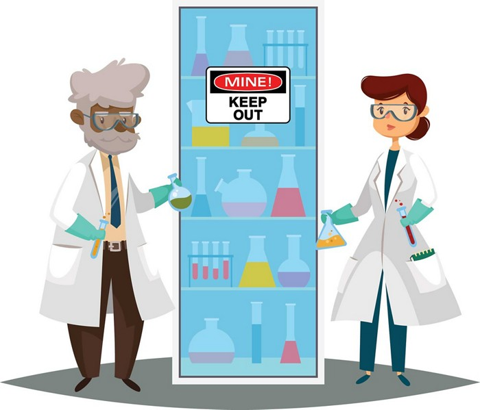the unwritten rules of sharing in the laboratory