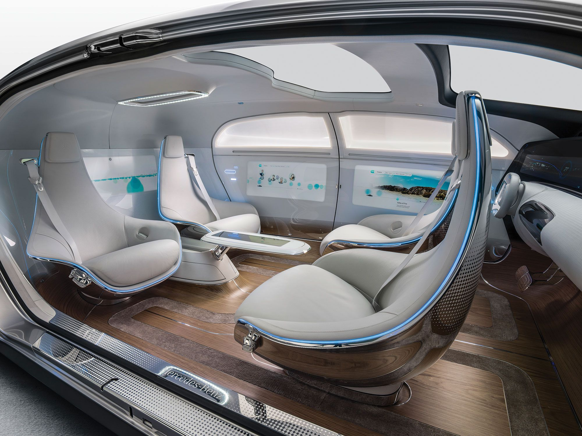The Unexpected Source Of That Luxury Feel In Car Interiors