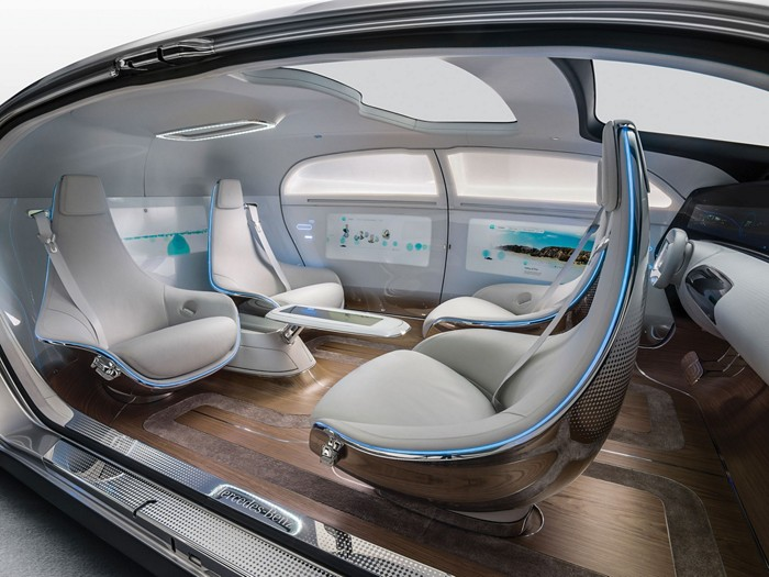 Luxury Feel In Car Interiors
