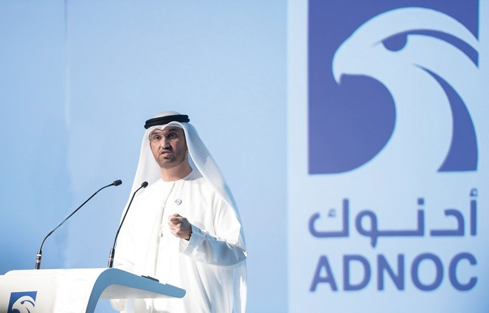 Abu Dhabi plunges deeper into chemicals