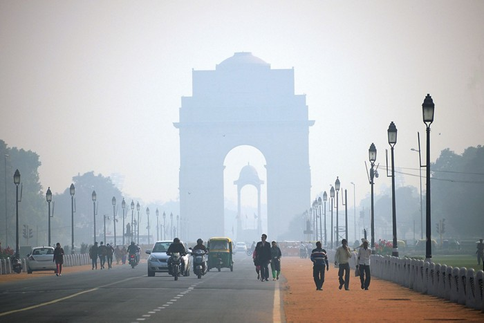 Searching For Solutions To Delhi S Air Pollution Problem