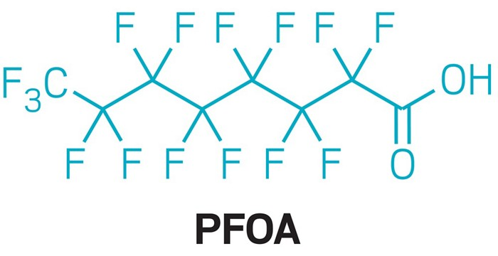 New electrochemical method detects PFOS and PFOA