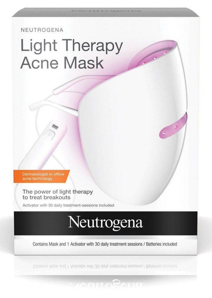 Neutrogena recalls acne mask over concerns about blue light