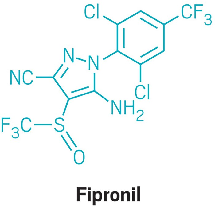 Fipronil blamed for historical bee deaths